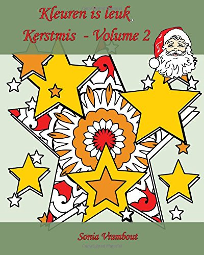 Kleuren Is Leuk - Kerstmis - Volume: Vrambout, Sonia