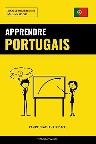 Apprendre Le Portugais - Rapide / Facile: Languages, Pinhok