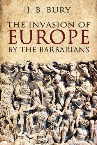 9781541036130: The Invasion of Europe by the Barbarians
