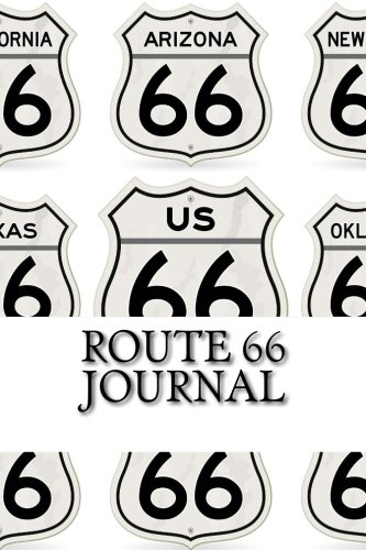 9781541045460: Route 66 Journal