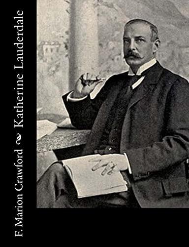 Katherine Lauderdale: Crawford, F. Marion