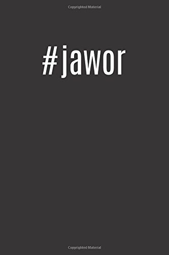 Jawor: Cool Hashtag Writing Journal Lined, Diary,: Journals and More