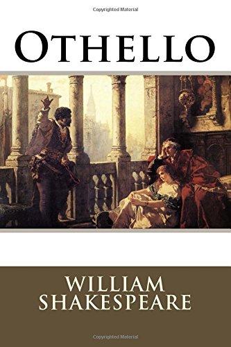 9781541091719: Othello William Shakespeare