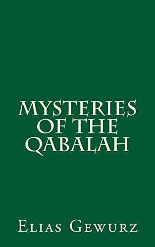 the mysteries of the qabalah or occult agreement of the two testaments