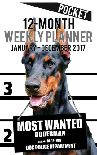 2017 Pocket Weekly Planner - Most Wanted: Ironpower Publishing