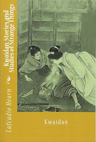 9781541254985: Kwaidan: Stories and Studies of Strange Things