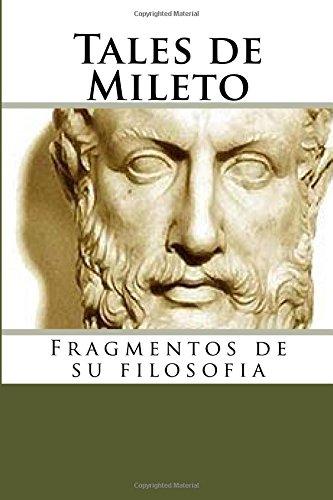 Tales: Fragmentos de su filosofia (Spanish Edition): Gabriel Martino