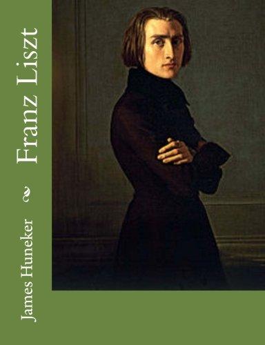 9781541323278: Franz Liszt