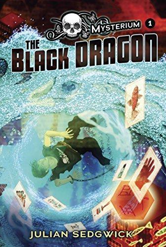9781541514898: The Black Dragon (Mysterium)
