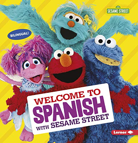 9781541574977: Welcome to Spanish with Sesame Street ® (Sesame Street ® Welcoming Words)