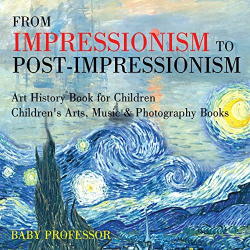 From Impressionism to Post-Impressionism - Art History: Baby Professor