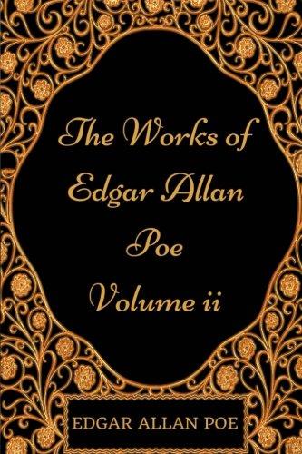 9781542313476: The Works of Edgar Allan Poe - Volume II: By Edgar Allan Poe & Illustrated