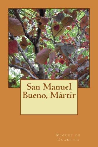 9781542368858: San Manuel Bueno, Mártir (Spanish Edition)