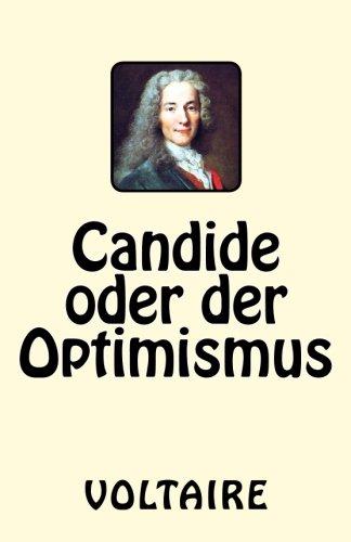 9781542375092: Candide oder der Optimismus (German Edition)