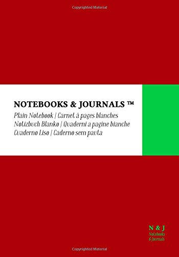 Cuaderno Notebooks & Journals, Extra Large, Liso,: Journals, Notebooks and