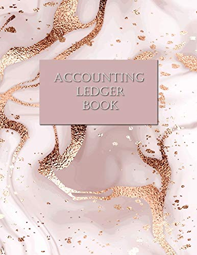 Accounting Ledger Book: General and Simple Accounting: Papeterie Studio