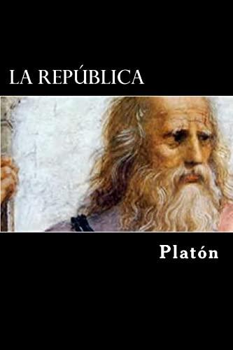 La Republica (Spanish Edition): Platon