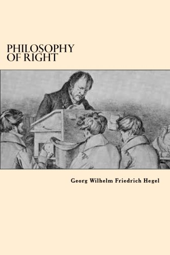 9781542523226: Philosophy Of Right