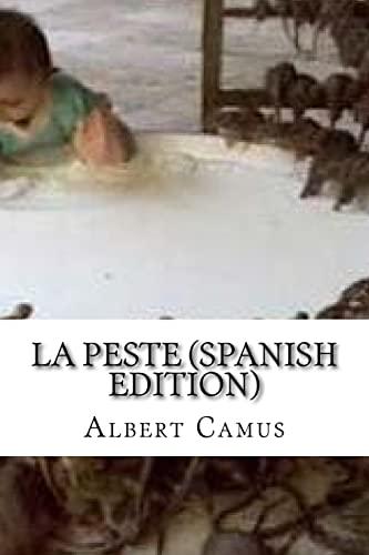 9781542597203: La Peste (Spanish Edition)