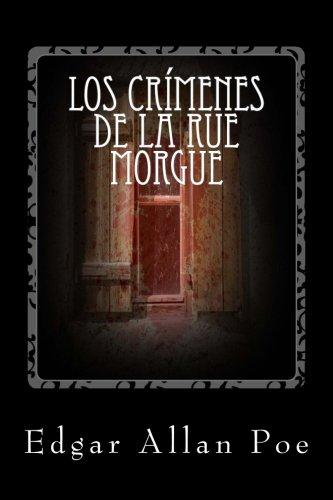 Los crimenes de la rue Morgue (Paperback): Edgar Allan Poe