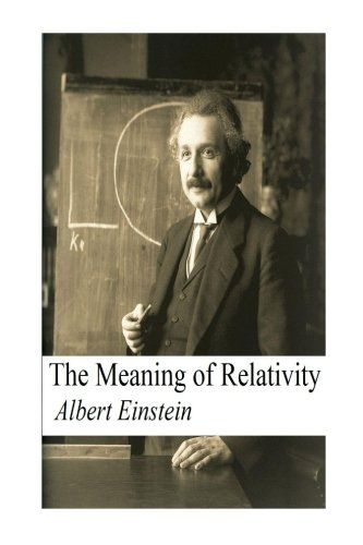 9781542694247: The Meaning of Relativity