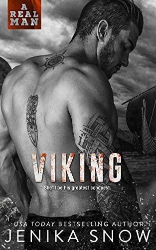 Viking (a Real Man, 9) (Paperback): Jenika Snow