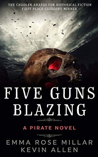 Five Guns Blazing (Paperback): Emma Rose Millar,