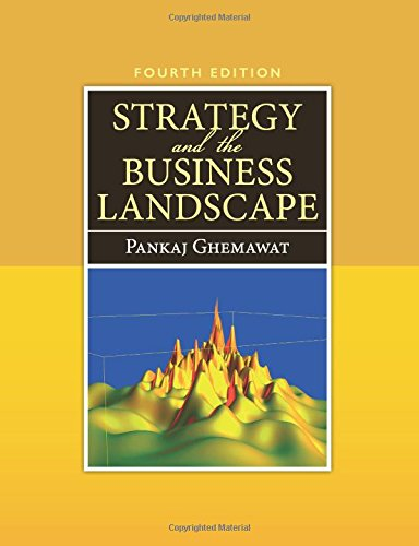 9781542852920: Strategy and the Business Landscape