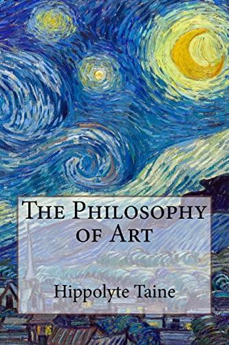 9781542902038: The Philosophy of Art