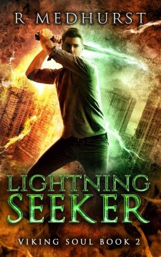 Lightning Seeker: Volume 2 (Viking Soul): Medhurst, Rachel