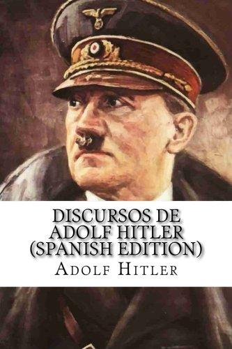 9781542925709: Discursos de Adolf Hitler