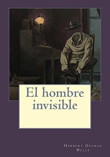 9781542995535: El hombre invisible (Spanish Edition)