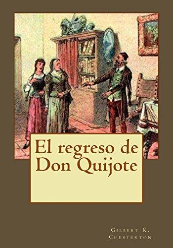 9781542996013: El regreso de Don Quijote