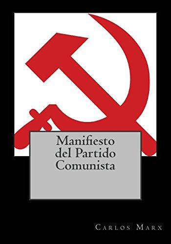 Manifiesto del Partido Comunista (Paperback): Carlos Marx