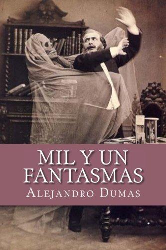 9781543059540: Mil Y Un Fantasmas