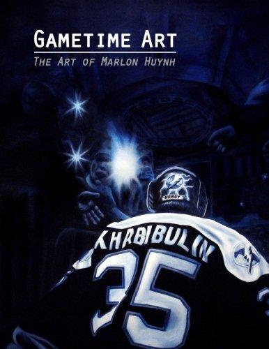 Gametime Art: The Art of Marlon Huynh: Huynh, Marlon