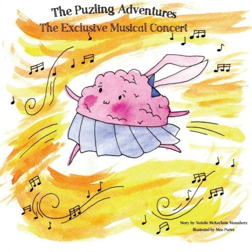 The Exclusive Musical Concert: The Puzling Adventures: Natalie McKechnie Mannherz