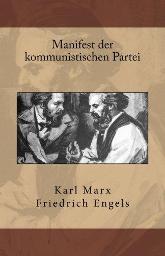 Manifest Der Kommunistischen Partei (Paperback): Karl Marx, Friedrich
