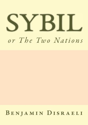 9781543139358: Sybil, or The Two Nations