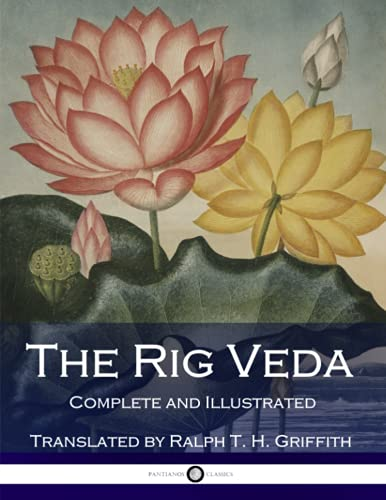 9781543186215: The Rig Veda: Complete (Illustrated)
