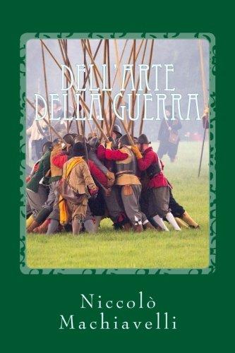 9781543222036: Dell'arte della guerra (Italian Edition)