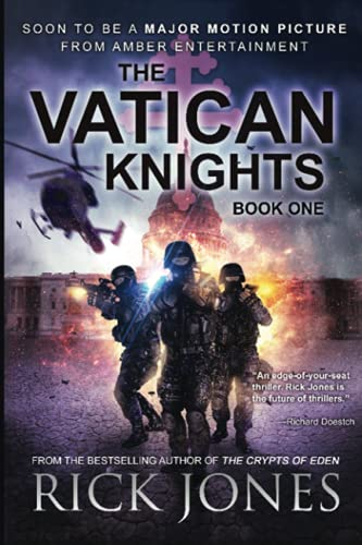 9781543227222: The Vatican Knights (The Vatican Knights series) (Volume 1)