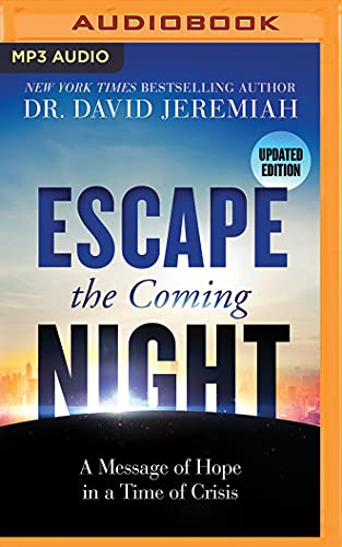 Escape the Coming Night: A Message of: Jeremiah, David/ Cresswell,