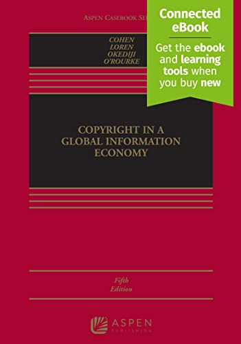 Download Copyright in a Global Information Economy (Aspen Casebook)