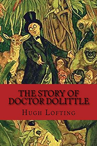 9781544035376: The Story of Doctor Dolittle: Classic literature