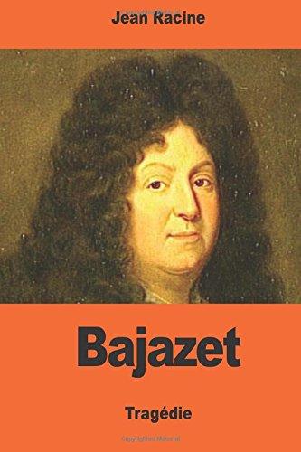 9781544238388: Bajazet
