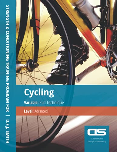 DS Performance - Strength & Conditioning Training Program for Cycling, Pull Technique, Advanced...
