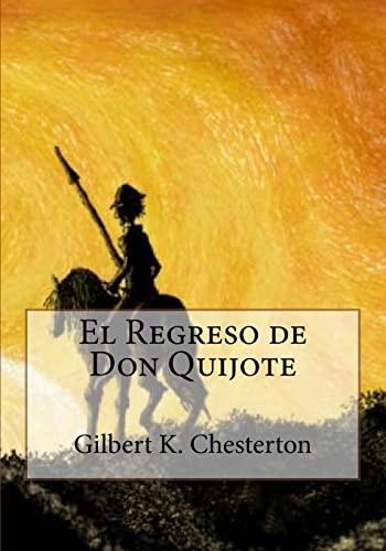 9781544264691: El Regreso de Don Quijote