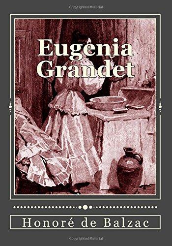 Eugenia Grandet (Paperback): Honore de Balzac