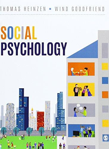 9781544324630: Social Psychology